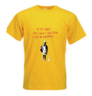 If at first you dont succeed T Shirt