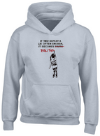 If you lie often enough Hoodie