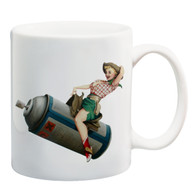 Spray Can Rodeo Mug