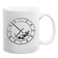 Rat Against Time Mug