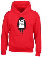 Laugh Now Monkey Hoodie