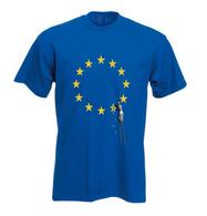 Brexit EU Flag T Shirt