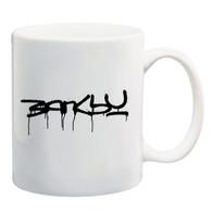 Banksy Signature Mug