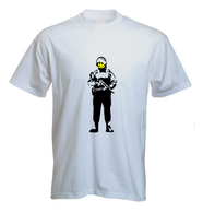 Smiley Soldier T Shirt