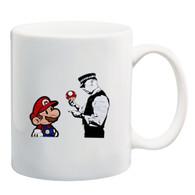 Mario and Policeman Mug