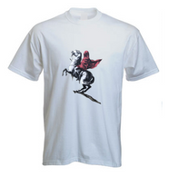 Napoleon Crossing the Alps T Shirt