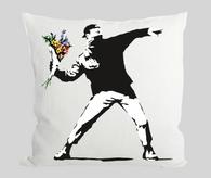Flower Thrower Cushion