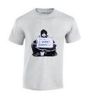 I want change T Shirt