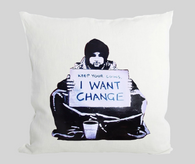 I want change Cushion