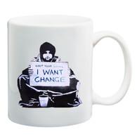 I want change Mug