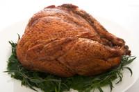 Whole Cajun Smoked Turkey