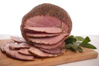 Ozark Trails Hickory Smoked and Peppered Ham, Boneless