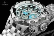 Invicta Men's Reserve Venom Hybrid Swiss Quartz Master Calendar Chronograph Bracelet Watch - 16803