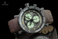 Vostok-Europe Lunokhod II Grand Chronograph with Tritium Illumination, Extra Strap and Dry Box - 6S30-6204212