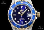 Invicta Men's 40mm Pro Diver Automatic 2-tone Stainless Steel Bracelet Watch - 8928OB