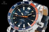Vostok-Europe 49mm Energia Automatic with 17 Tritium Tubes, Extra Strap and Large Dry Box - NH35A-575A279