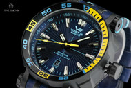 Vostok-Europe 49mm Energia Automatic with 17 Tritium Tubes, Extra Strap and Large Dry Box - NH35A-575C280