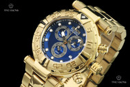 Invicta 47mm Subaqua Noma I Swiss Made Quartz Limited Edition Chronograph Bracelet Watch - 17577