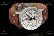 Vostok-Europe Expedition North Pole I Leather Strap Automatic Watch - 2432-5955192
