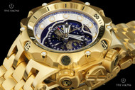 "Invicta Men's Reserve Venom ""Hybrid"" Swiss Quartz 5040.F Chronograph Bracelet Watch - 16805"