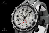 Invicta Men's 50mm Reserve Bolt Swiss Made Quartz Chronograph Strap Watch - 6434