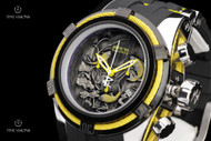 Invicta Reserve Bolt Zeus Koi Fish Swiss Quartz Chronograph Strap Watch - 14194