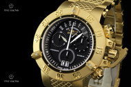 Invicta Men's Subaqua Noma III Swiss Quartz Day/Date Chronograph SS Bracelet Watch - 17616
