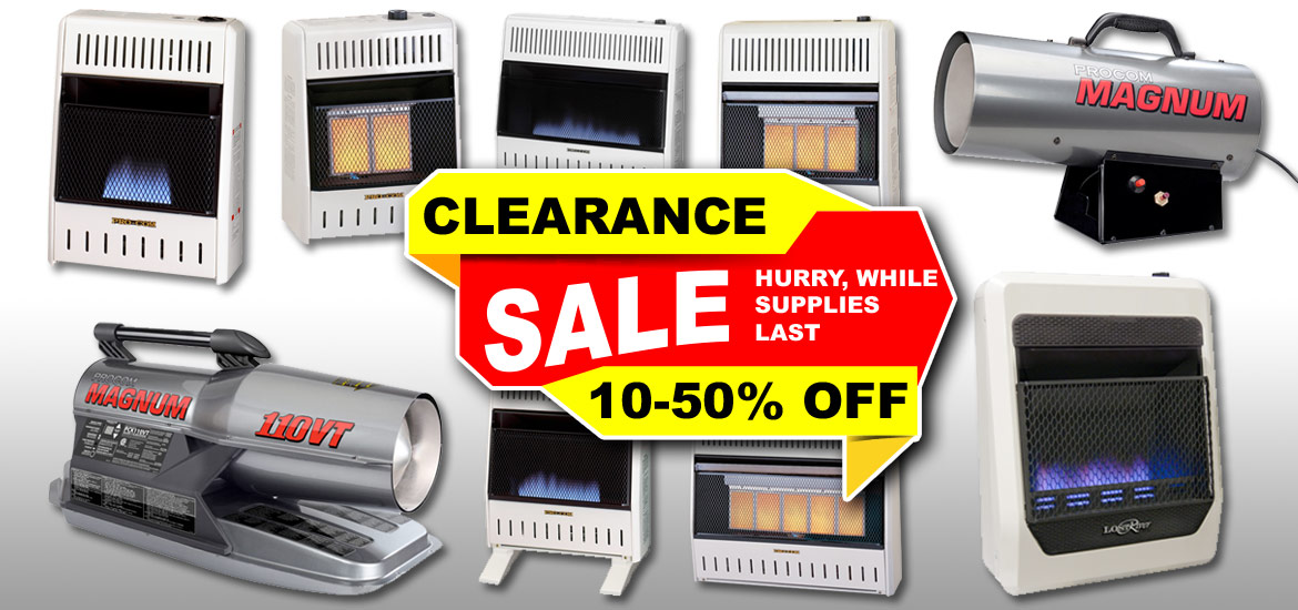Clearance Sale Slide