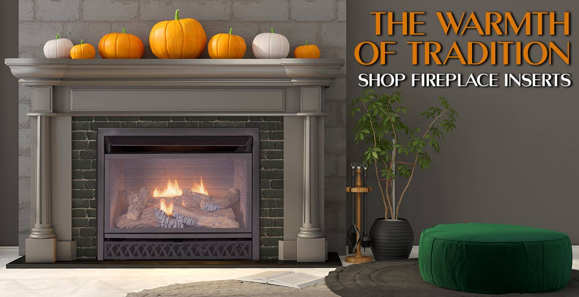 Ventless Fireplaces, Gas Heaters, Electric Heaters, Gas Log Sets ...
