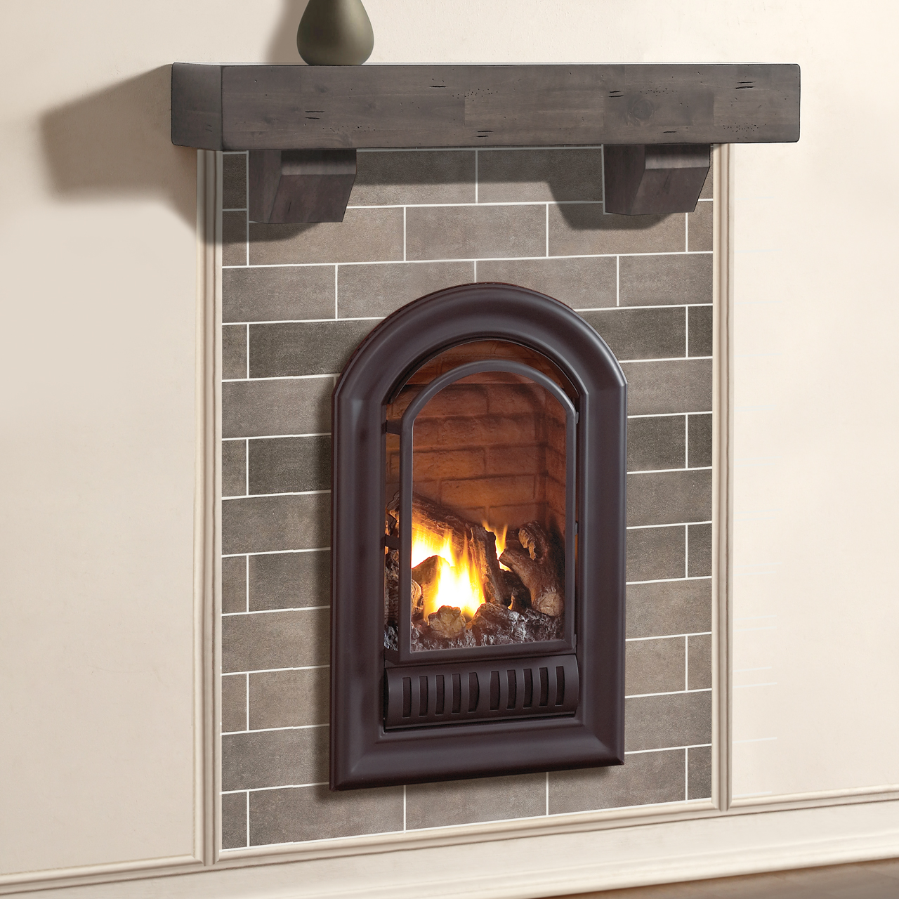 with also insert logs free vented gas vent safety fireplace inserts info