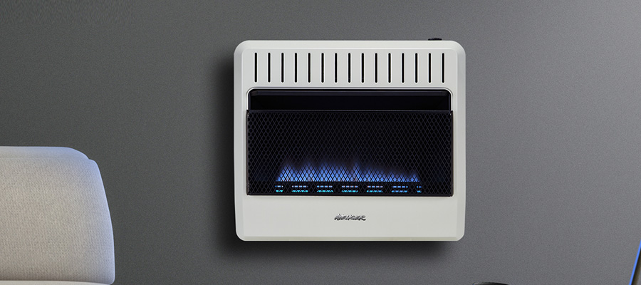 Blue Flame Gas Heaters