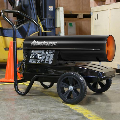 Avenger Portable Kerosene Multi-Fuel Heater