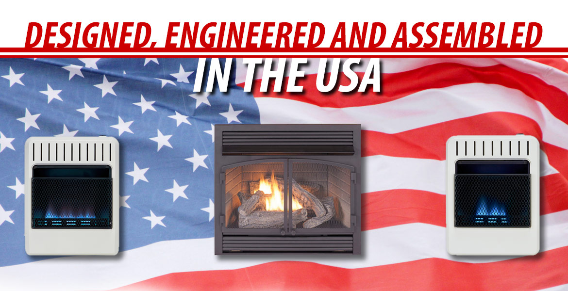 Designed, Engineered and Assembled in the USA