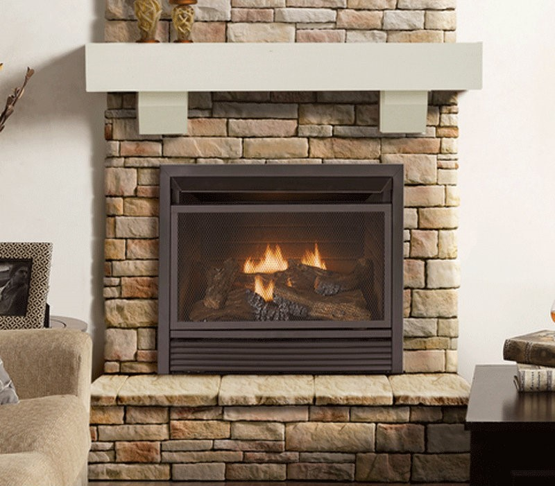 Types Of Gas Fireplaces