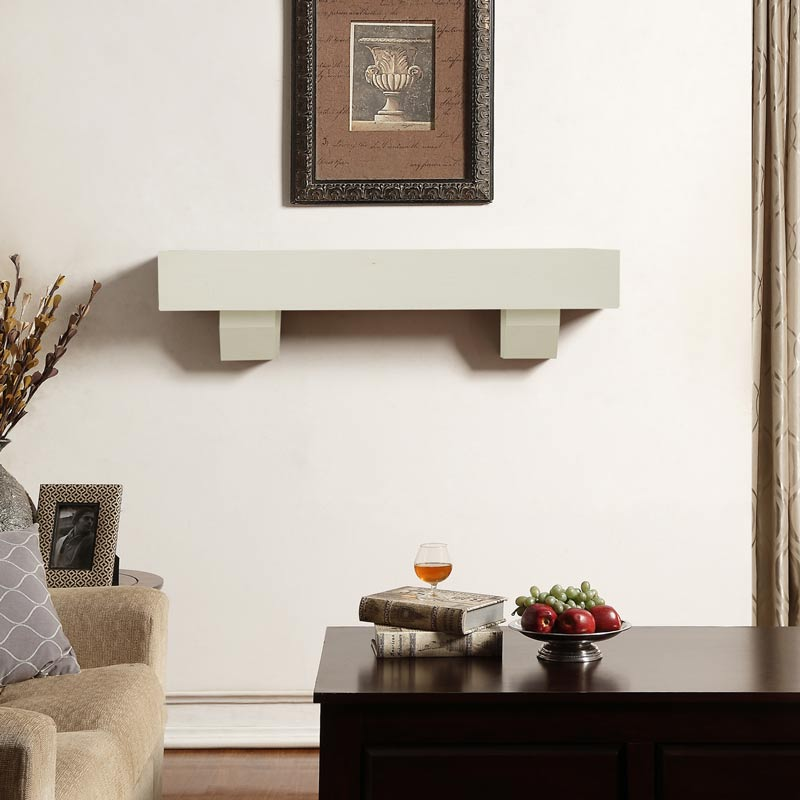 Duluth Forge Corbels add elegance to any room