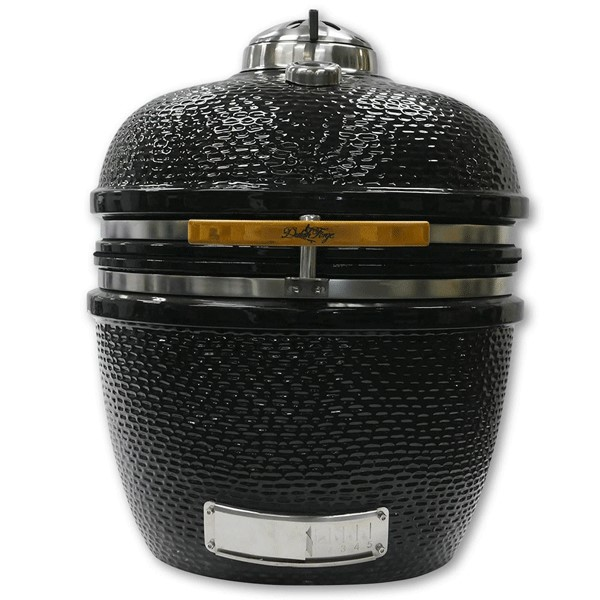 Duluth Forge 24 in Kamado Grill and Smoker
