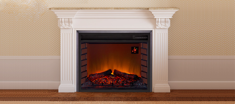 Infrared Fireplace Insertes Electric Fireplaces Factory