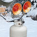 Propane Tank Top Heaters
