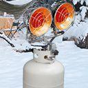 Propane Tank Top Heaters