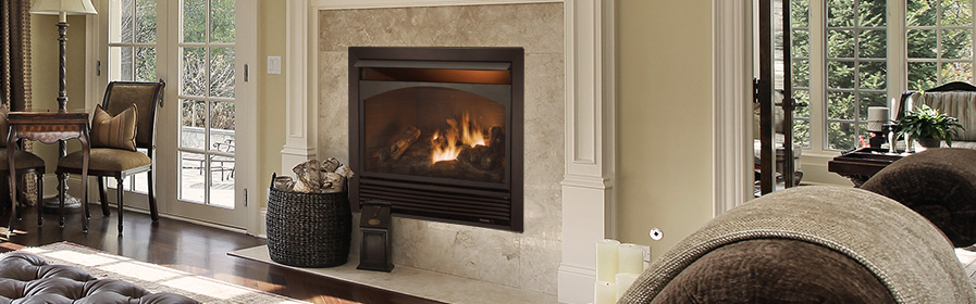Fireplace Inserts Ventless Zero Clearance Gas Inserts