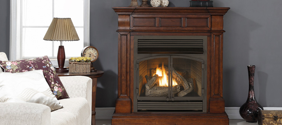 Ventless Electric U0026 Gas Fireplaces