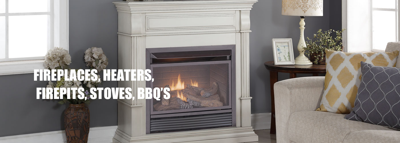 Ventless Fireplaces, Heaters, Space Heaters, Gas Logs by Factory Buys Direct