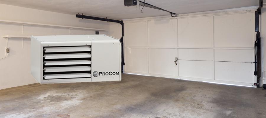 garage heaters - Natural Gas Garage Heater