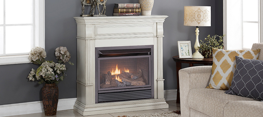 Ventless Gas Fireplaces  by Factory Buys Direct