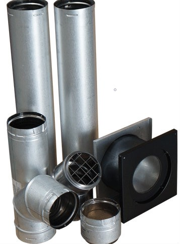 Horizontal Vent Kit