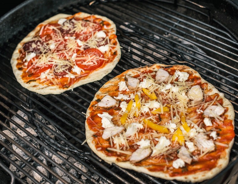 Great New York Pizza Anywhere with a Kamado Grill