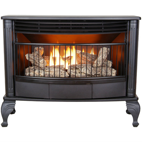 ProCom Ventless Dual Fuel Stove