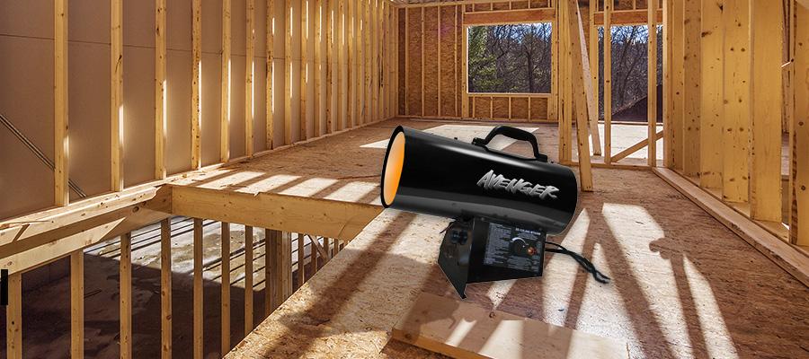 Propane Construction Heaters
