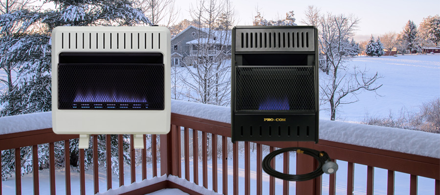 Space Heater Accessories