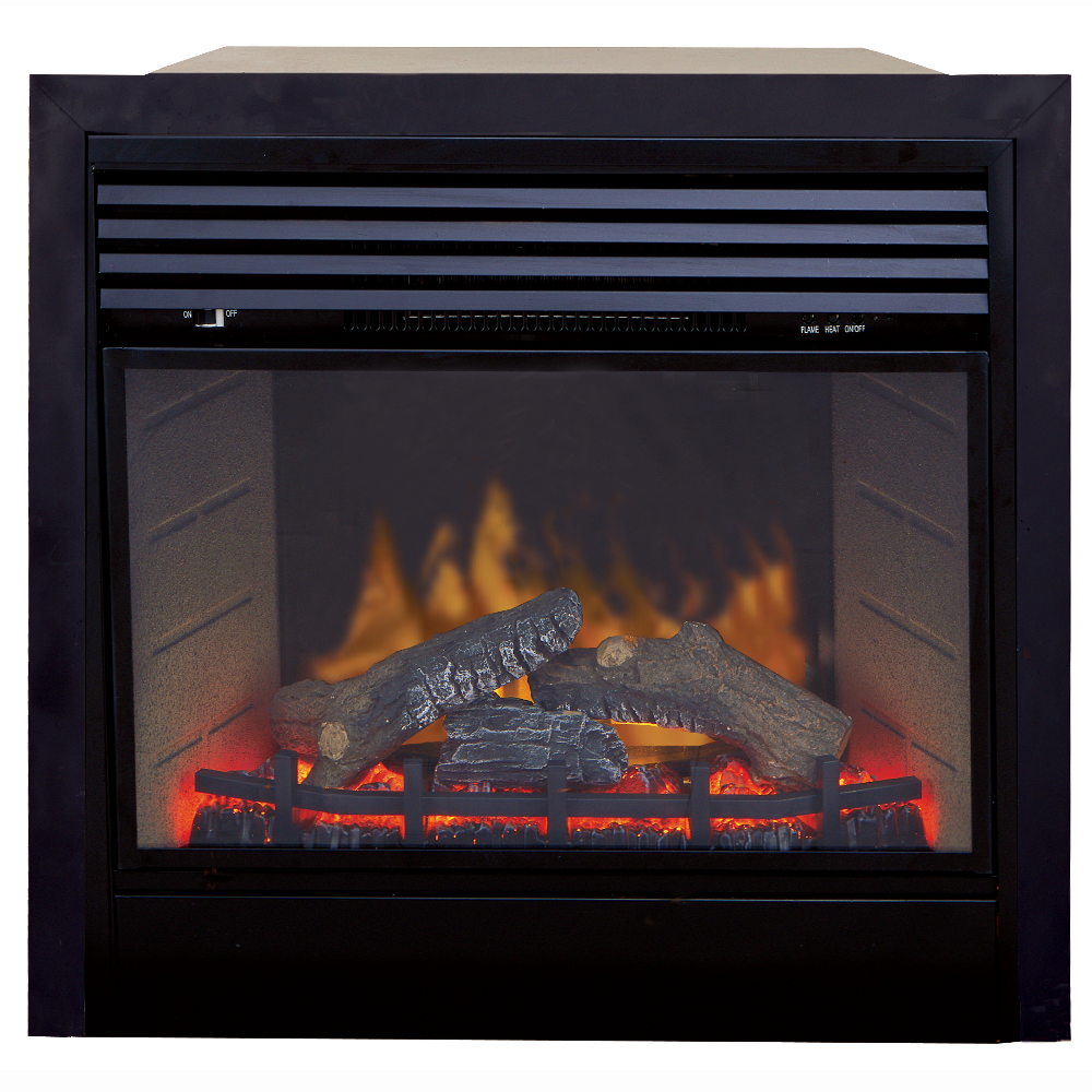 Electric Fireplace Insert With Remote Control Model Sie23re